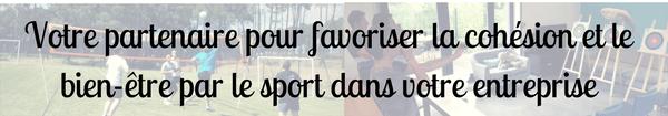 Partenaire cohésion par le sport